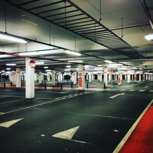 auto parkeren Schiphol